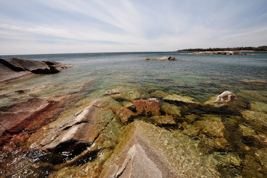 Terrace Bay, Lake Superior